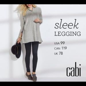 Cabi sleek leggings